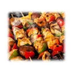 MINI BROCHETTE SALEE