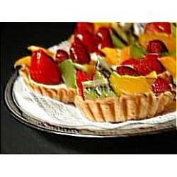 Divers entremets ou tarte